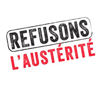 """""""IL FAUT SORTIR DES POLITIQUES D'AUSTERITES"""" : SEINE SAINT-DENIS ET VILLES,  MÊME COMBAT!"""