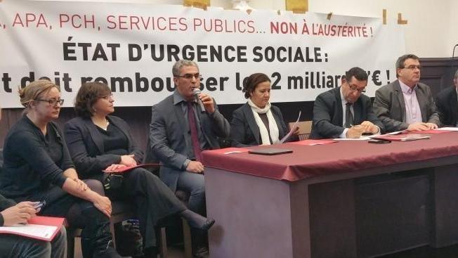 Stop à l'austérité pour nos villes, pour la Seine Saint Denis, pour nos vies ! Par mes amis-es de lutte au Conseil Départemental de la Seine Saint-Denis.