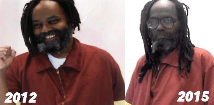 """LES DROITS HUMAINS-Mumia Abu Jamal : """"Conséquence aggravante pour Mumia, son affection cutanée due à l'hépatite C ne peut plus être traitée avec cette eau impropre et dangereuse pour la santé… Bally BAGAYOKO"""