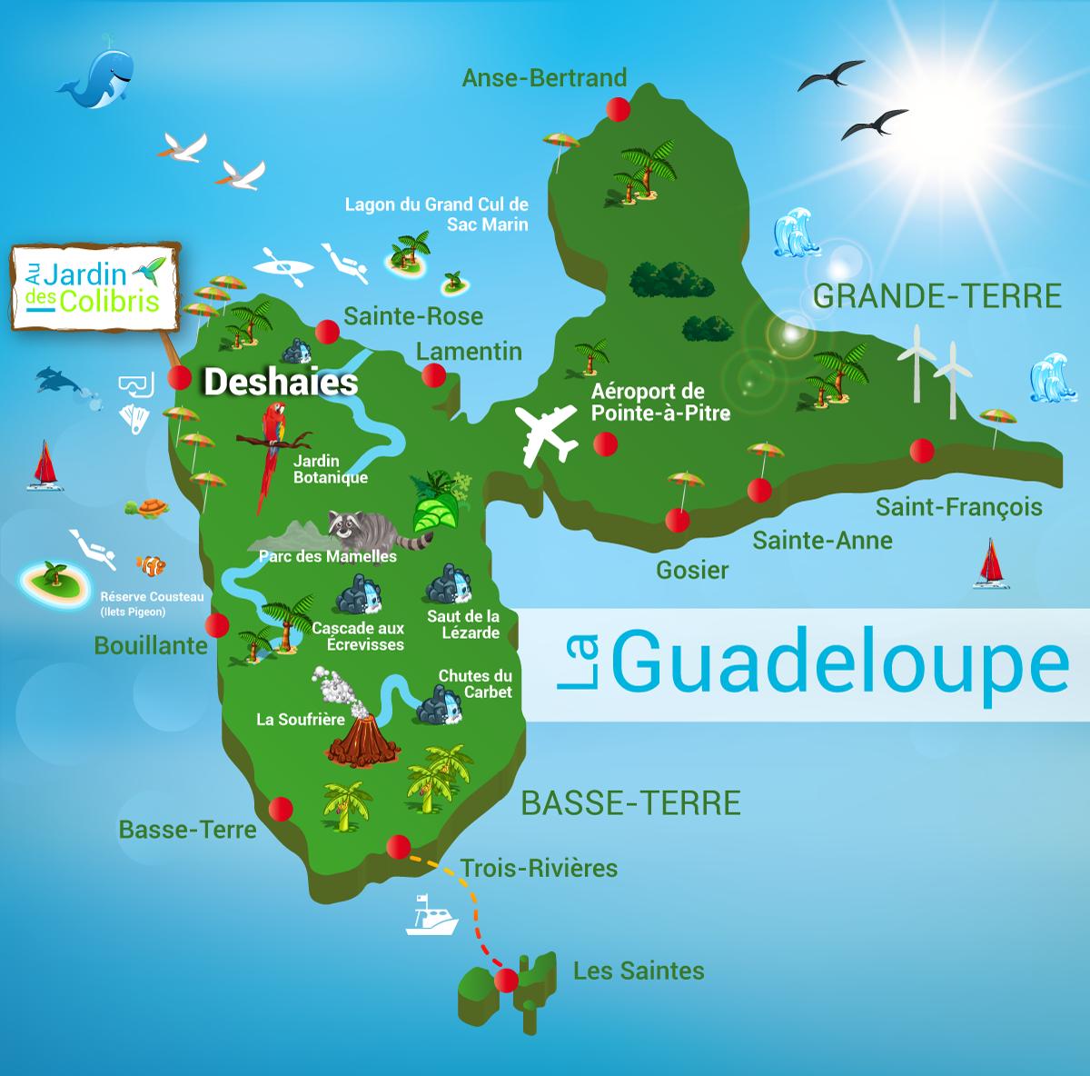 """Guadeloupe : """"rentrer sans tarder  en résistance ouverte contre l'inefficacité de nos parlementaires"""" Jean Claude RODES"""