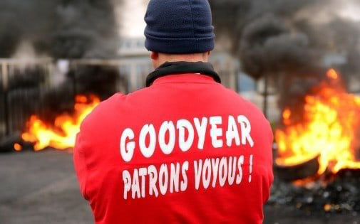 [# Goodyear le combat continue et ma solidarité totale].Bally Bagayoko