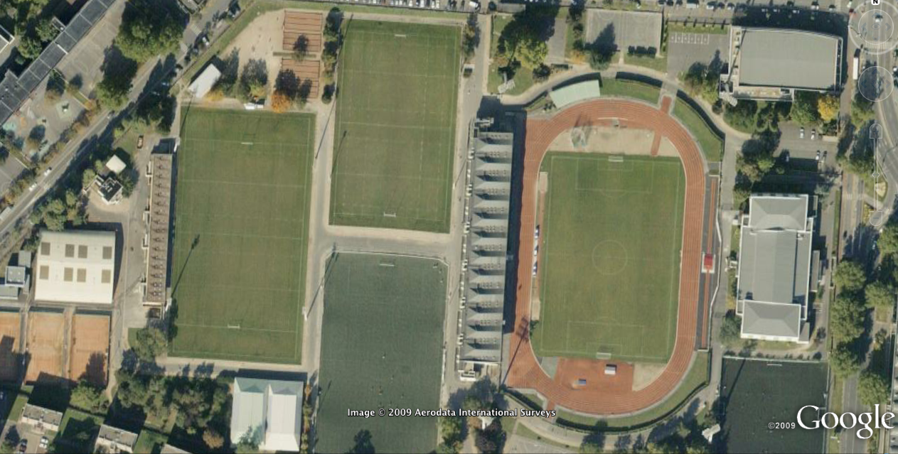 En route vers Paris 2024 : des équipements sportifs neufs ou rénovés en Seine-Saint-Denis, interview auprès de France Bleu