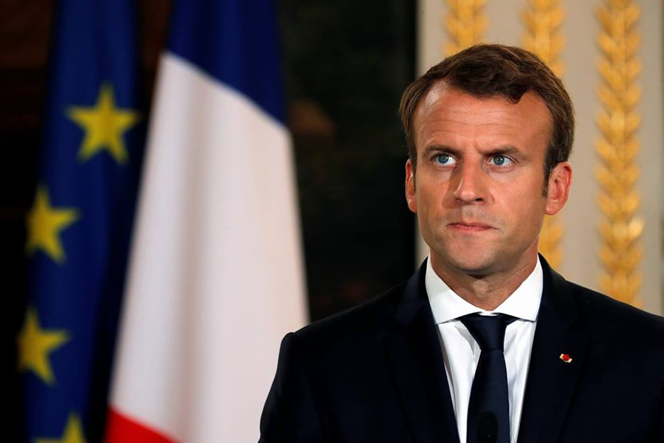 [#Après le moi président de Hollande, voici le Je ne renoncerai et continuerai de Macron…Bally BAGAYOKO]