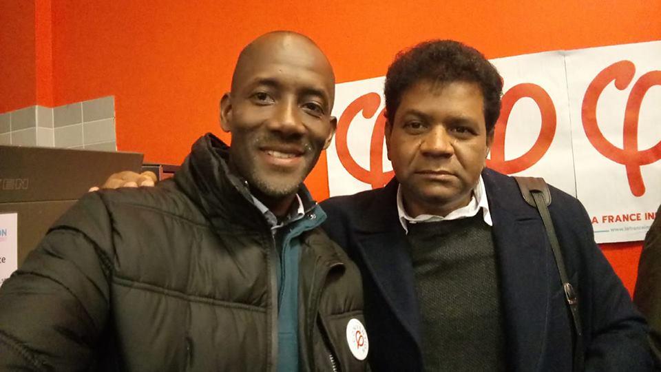 [#J'apporte tout mon soutien à mon ami et collègue @DeputeRatenon, élu de La Réunion. Bally BAGAYOKO]
