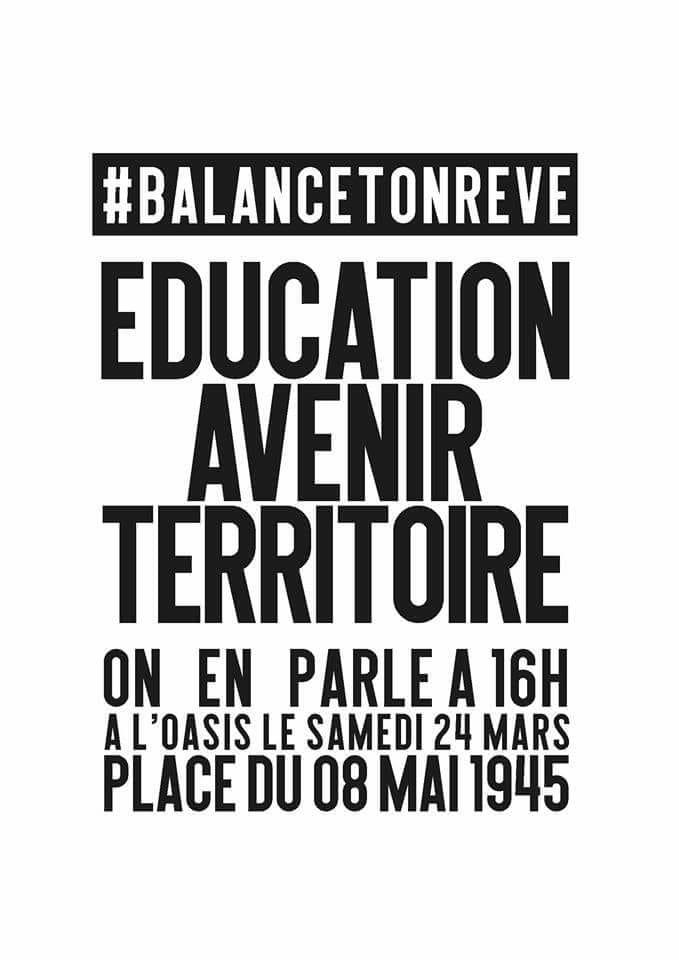 [#L'Education de nos enfants : un enjeu majeur…. Discutons -en dés le 24 mars 2018.. Bally BAGAYOKO]