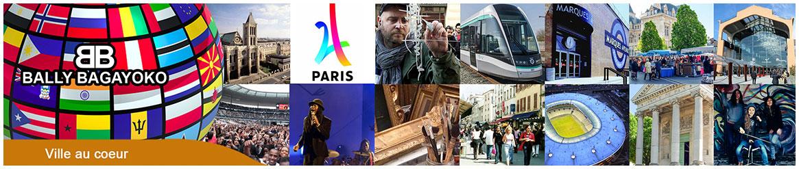 [#L'actualité de la ville des Rois de France en vidéo. Bally BAGAYOKO]