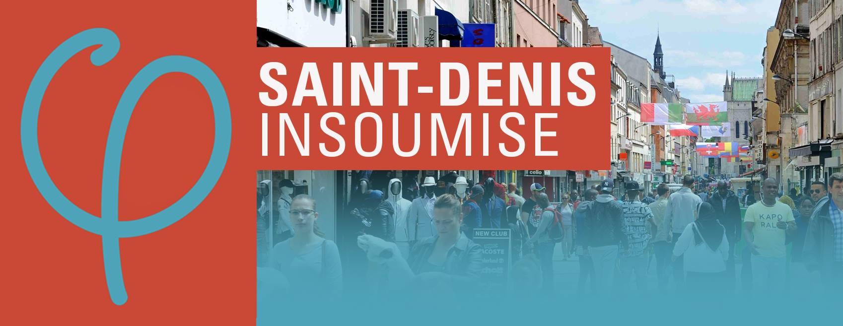 [#DÉCLARATION DES INSOUMISES et INSOUMIS DE SAINT-DENIS ! Bally BAGAYOKO]