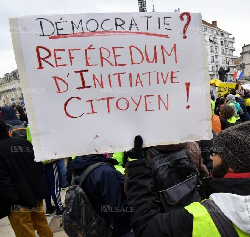 [#RIC? Les 10 erreurs qui circulent sur le Référendum d'Initiative Citoyenne, selon RAUL MAGNI BERTON.. Bally BAGAYOKO]