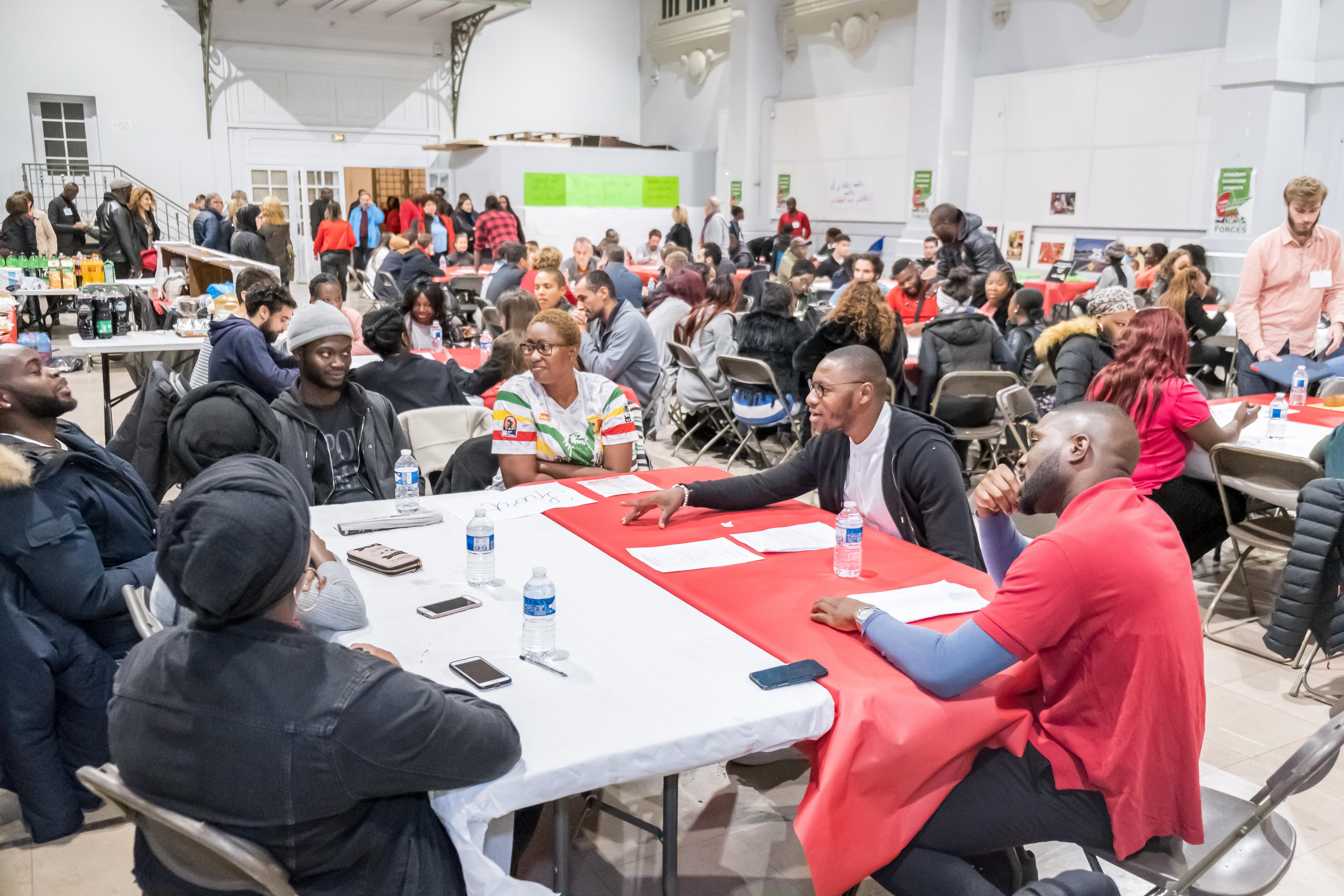 Elections Municipales 2020 ! Plus de 120 jeunes répondent à l'appel de Faire Saint-Denis En Commun !