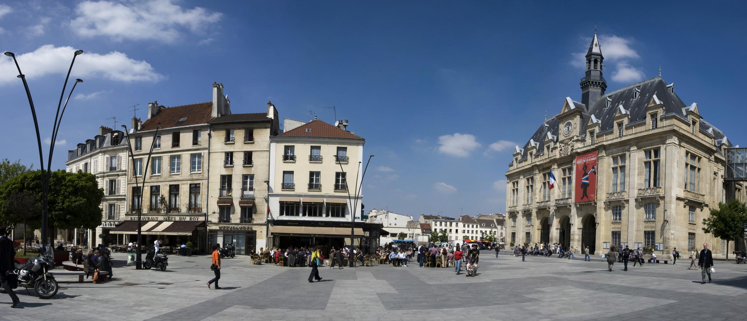 Budget 2019 ville de Saint-Denis