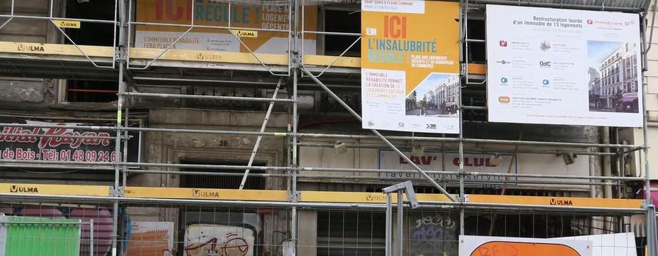 [#Elections Municipales ! Pour Faire Saint-Denis En Commun, la lutte contre l'insalubrité, reste une priorité !