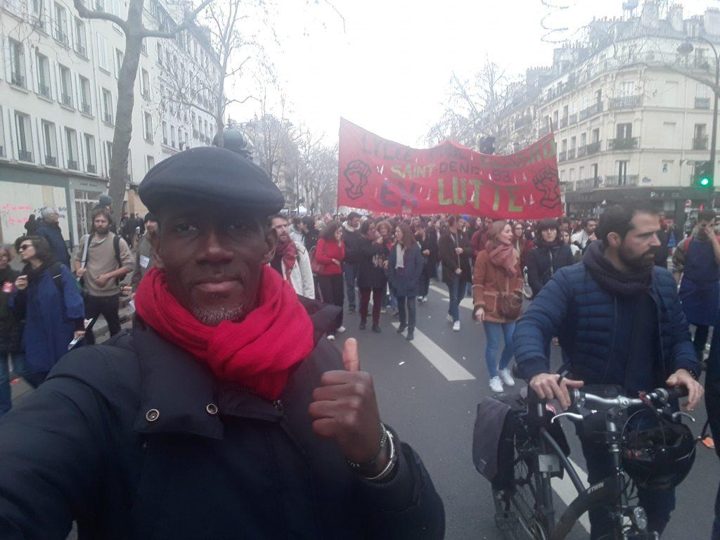[#MobilisationContreLaRéformeDesRetraites ! Plus d'un million de participant.e.s au niveau national et plus de 350 000 uniquement sur Paris ! Une démonstration de détermination sans faille !